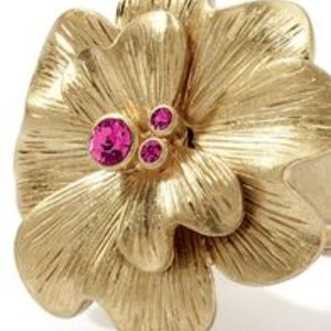 Lia Sophia Wildflower Ring